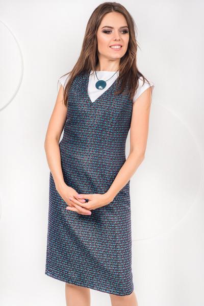 Платье П-482